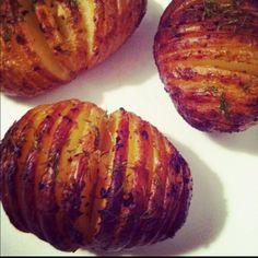Fancy potatoes