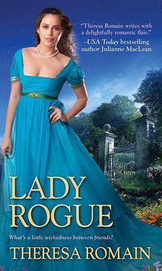 """Lady Rogue."" Theresa Romain. April 24, 2018."