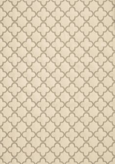 CHARM, Stone on Ivory, W74344, Collection Woven 3: Geometrics from Thibaut