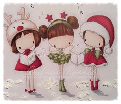 SheepSki Designs: Early Seasons Greetings - need this stamp!