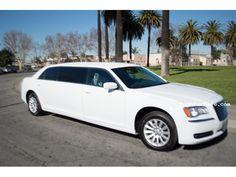 Used 2014 Chrysler 300 Sedan Limo American Limousine Sales - Los angeles, California - $58,995