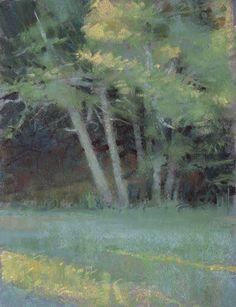 ☼ Painterly Landscape Escape ☼ landscape painting by Bill Cone
