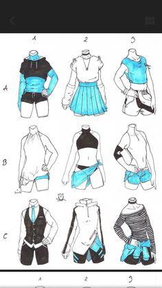 Costume design ideas