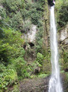 Middleham Falls, Morne Trois Pitons National Park, Dominica