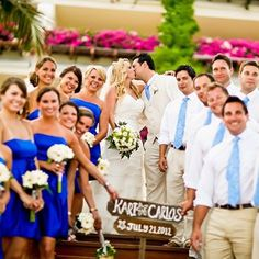 Say #IDo surrounded by the love and company of your loved ones #GrandVelas #RivieraMaya #Wedding