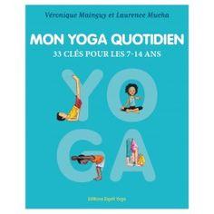Livre - Mon Yoga Quotidien
