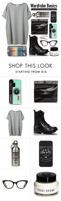 """Grunge Junk #2271"" by gaburrus ❤ liked on Polyvore featuring Marie Turnor, Tory Burch, Wild & Wolf, Marc Jacobs, Kensington Road, Bobbi Brown Cosmetics and BOBBY"