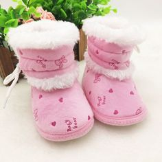 0-18M Infant Kids Baby Warm Boots  Casual Soft Sole Fleece Warm Snow Boots Shoes #>=#>=#>=#>=#> Click on the pin to check out discount price, color, size, shipping, etc. Save and like it!