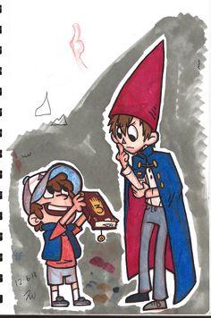 I'm doin' stuff....drawing thangs...