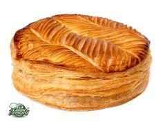 La Cuisine de Bernard : La Galette des Rois aux Pralines Roses