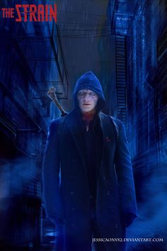The Strain Mr. Quinlan by JessicaOnyx2 on DeviantArt