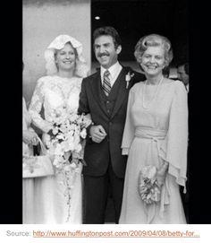 Susan Ford Wedding Royal Weddings, Vintage Weddings, Betty Ford, Laura Bush, Wedding Of The Year, Celebrity Weddings, Vip, Wedding Photos, Marriage