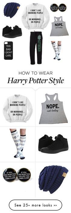 """""""#41 morning"""" by caselock8 on Polyvore featuring Converse"""