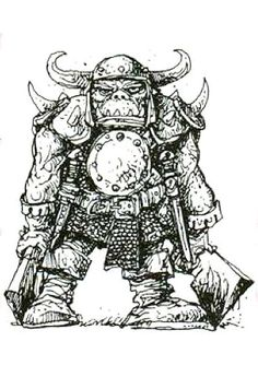 Art of Russ Nicholson Shadow King, Dragon Warrior, Game Workshop, Ink Art, Game Character, Goblin, Dungeons And Dragons, Old School, Comic Art