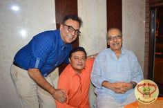 The first look launch of Eagoler Chokh by Arindam Sil took place in the presence of author Shirshendu Mukherjee, Saswata Chatterjee, June Maliah and others.