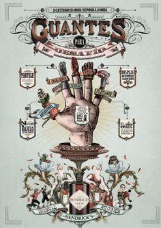 Guantes para Desafío. Gloves for Challenge. Busto y Miguelez, Luis Eduardo García Suarez-Murias