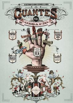 The Unusual Stores by Hendrick's Gin (Project) by Busto y Miguelez , via Behance