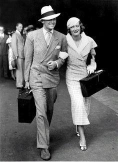 Joan Crawford and Douglas Fairbanks    La más provocadora y viciosa de Hollywood, Tallulah Bankhea - Taringa!
