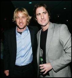 Luke and Owen Wilson, Dallas Texas