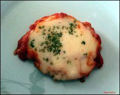 SaporInfoto: Uovo alla Pizzaiola