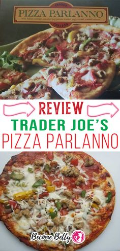 Trader Joe's Pizza Parlanno is a pretty tasty pizza ready in about 10 minutes. If you your pizza with lots of toppings, this is the best one to reach for in the Trader Joe's refrigerated case. For $4.99 or the price of some very cheap pizza place pizzas you are getting some quality product here. When cooked according to the directions you will get a crisp crust. That crisp crust does need a bit of salt.. | @becomebetty #traderjoesitalian #traderjoespizza Vegetarian Shopping List, Trader Joes Vegetarian, Shopping Lists, Summer Snack Recipes, Best Dinner Recipes, Easy Freezer Meals, Easy Family Dinners