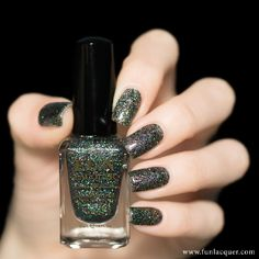 F.U.N Lacquer -  2015 LE Collection - MIDNIGHT IN PARIS