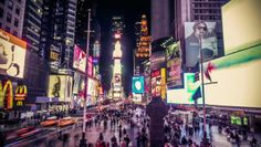 NewYork - The Big City (Time lapse video) by Pedro Simão. Shot during 6 days in New York city.