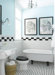 black-white-tile-bathroom.jpg 367×496 pixels