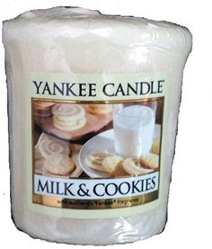 Yankee Candle MILK  COOKIES Sampler Votive Candles 175 oz Each -- You can get more details by clicking on the image.