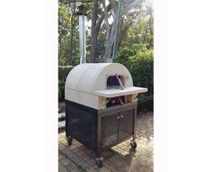 pizza oven Outdoor Entertaining, Oven, Pizza, Flooring, Outdoor Decor, Design, Ovens, Wood Flooring