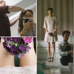 Uma fotógrafa estoniana não queria fotos iguais às de todo mundo em seu casamento. Por isso, resolveu ela mesma fazer o registro de todo o dia - desde quando acordou até ir para a cama novamente.  As fotos ficaram extremamente autênticas e emocionantes.