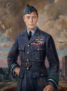 Portrait of George VI 1944 by Francis Edwin Hodge (British Portraits, Portrait Art, Adele, Air Force Uniforms, King George Iv, Al Capone, Queen Of England, Princess Margaret, Herzog