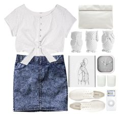 """Fantasy"" by adorechic ❤ liked on Polyvore featuring H&M, Marie Turnor, Karlsson, Design 55 and Rituals"