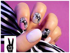bow nails.