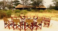 Little #Oliver's #Camp is a small intimate tented camp in the #Tarangire National Park in northern #Tanzania. The camp has a peaceful, remote setting overlooking the #Minyonyo pools on the Tarangire #River. #Africa #Safari