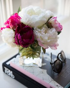 Pink Peonies Closet | Alice Lane Home Collection
