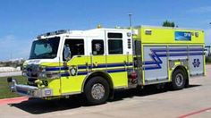 ◆DFW Airport Engine 53 ~ Pierce Pumper◆