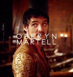Oberyn Martell in Season 4 A Feast For Crows Via Westerosismyhome.Tumblr.Com
