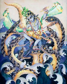 Natural tendency of every human being is to find comfort, joy and love that does not diminish. Arte Krishna, Krishna Lila, Krishna Radha, Krishna Drawing, Krishna Painting, Lord Krishna Images, Krishna Pictures, Krishna Avatar, Shiva Shankar