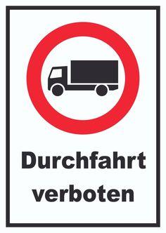 verbotsschild durchfahrt verboten f r moped motorrad und auto verbot schilder kfz auto. Black Bedroom Furniture Sets. Home Design Ideas