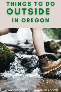 Here are the VERY BEST and MOST INTERESTING things to do outside in Oregon! Oregon City, Oregon Coast, Oregon Trail Game Online, Oregon Wine Country, Oregon Waterfalls, History For Kids, Oregon Travel, Best Places To Eat, Outdoor Activities
