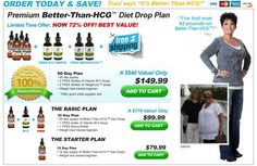 Lose Weight with HGC Drops