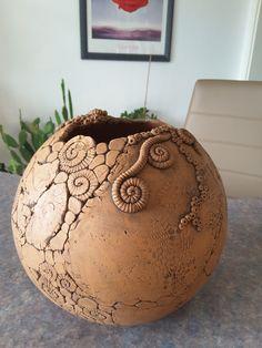 Sigrid Hinz Succulent Planters, Succulents, Sculpture, Design, Projects, Passion, Clay, Plants, Sculptures