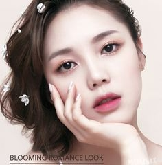 Park Hye Min Ulzzang - 박혜민 포니 - Korean makeup artist - Pony beauty diary