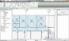 Revit Architecture 2011_ Rooms & Tags_ 17_ تعليم الريفيت المعماري (+قائم...
