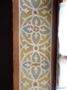 Ornament Vladimir Church. Part II