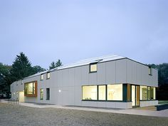 Kindergarten Bremen. Westphal arch. EQUITONE facade materials. equitone.com