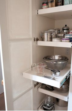 pull-out pantry shelves for current kitchen pantry