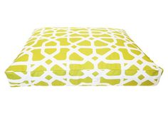 Graphic print bed