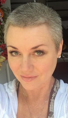1000 Images About Hair On Pinterest Buzz Cuts Pixie
